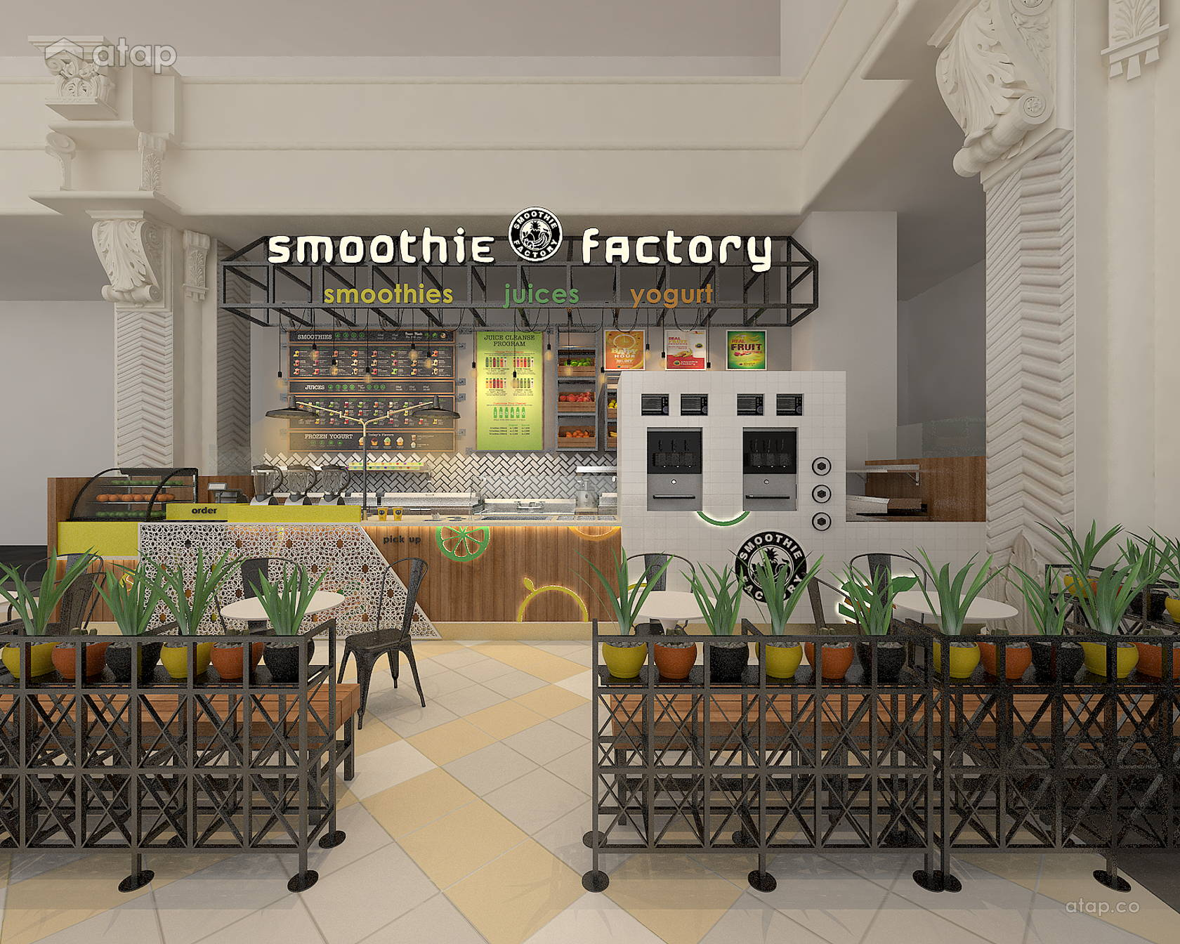 Smoothie-Factory-by-Franchising-Key-Pakistan